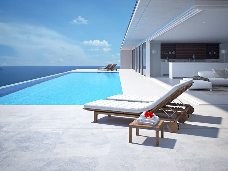 Pose de garde-corps pour piscine : quels sont les avantages